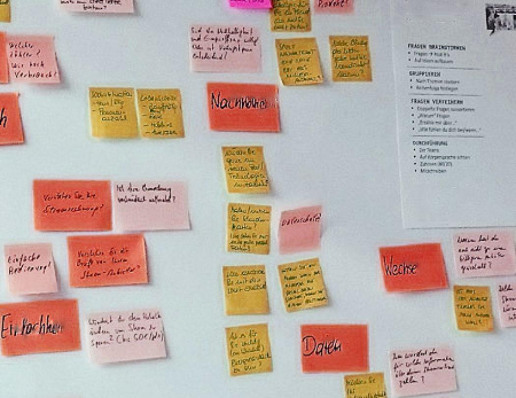 """Design Thinking als """"Vorprojekt"""" - ein Trugschluss"""