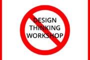 Design Thinking braucht kein Projekt ...