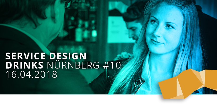 Die Service Design Drinks #10