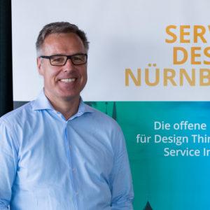 Stefan Wacker ist ihr Coach für Kundenzentrierung, Innovation und Strategie.