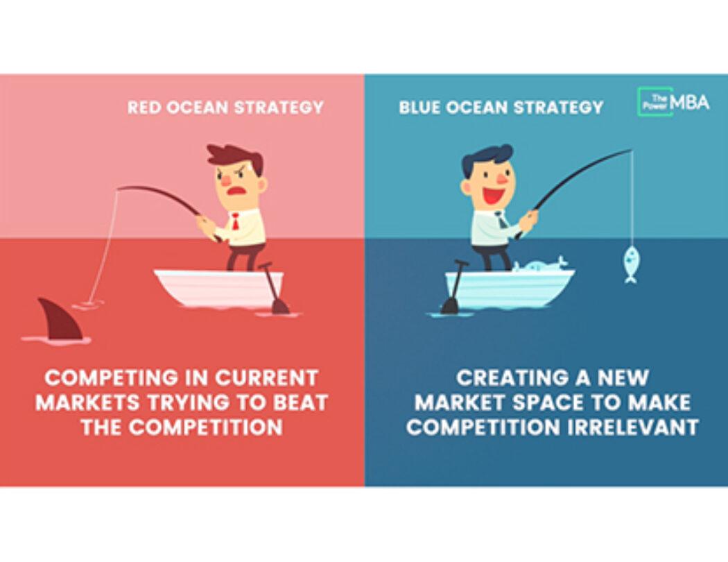 Die Blue Ocean Strategie Teil 2: Kann der Blue Ocean Ansatz des Airports Impulse für die Europäische Metropolregion Nürnberg geben?